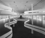 Pavilion Oscar Niemeye. Photo: Andres Otero