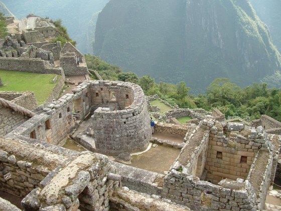 Machu Picchu, Intihuatana