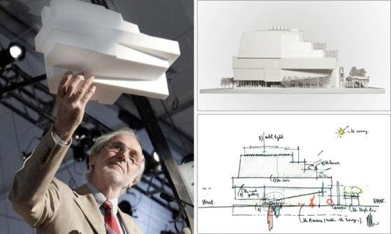 Renzo Piano et le nouveau Whitney Museum