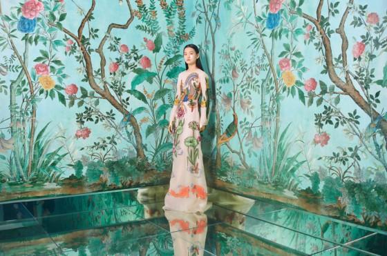 Gucci Tian. Courtesy of Xie Yingjie